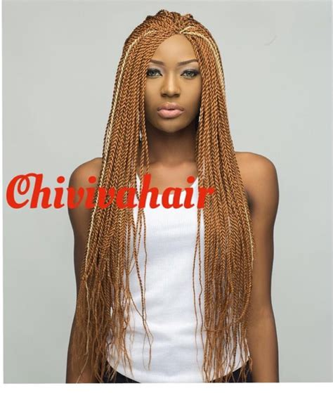 trending braid hairstyles for 2016 in nigeria latest wigs trends box braids on wigs fashion nigeria