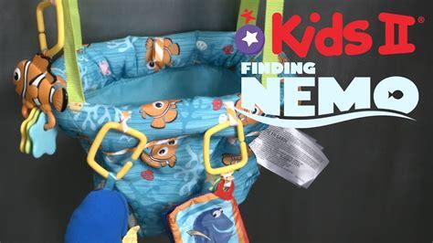 disney baby finding nemo sea of activities door jumper