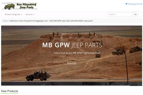 fitzpatrick jeep parts g503 is vehicles the wwii jeep