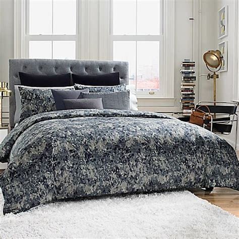 kenneth cole bedding kenneth cole reaction home moon mist comforter