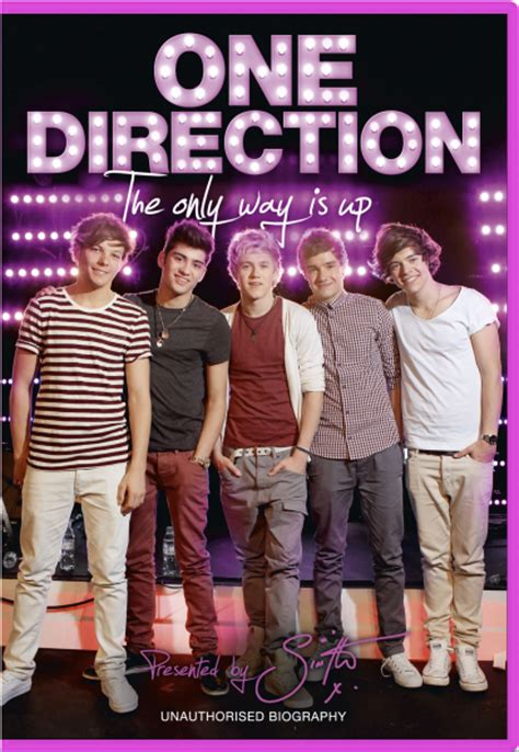 film dokumenter one direction one direction the only way is up dvd zavvi com