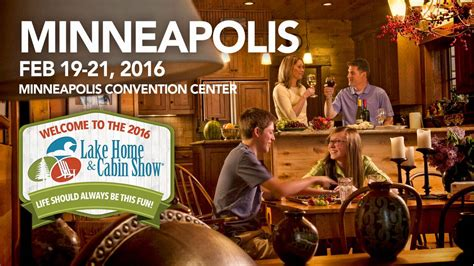 Cabin Show Minneapolis by Announcements Press Releases Archives Everlog Systems