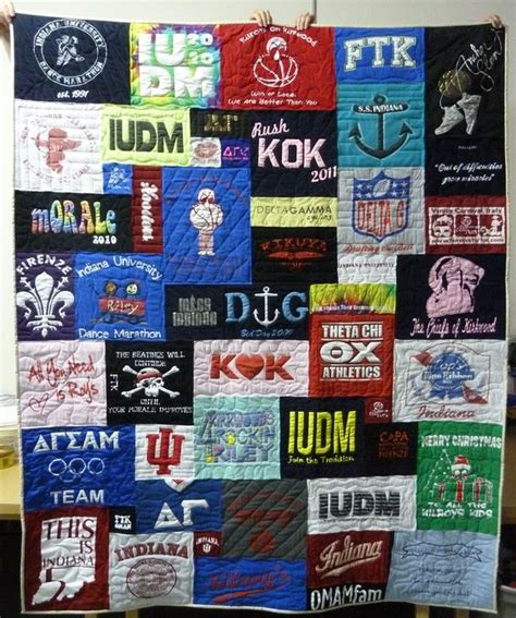 College Quilt by College Quilt Quilts Indiana