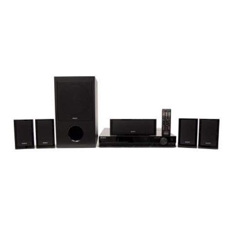 sony 1000 watt 5 1 channel surround sound home theater dvd