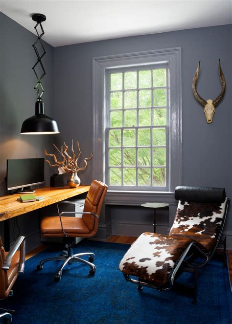 trendy  working spaces  inspire  home office hgtv