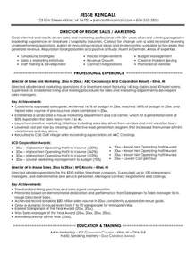 Resume Sles Education Exles Of Cv Personal Statements For Retail