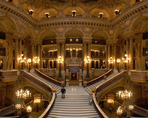 Inside Palais Garnier The Paris Opera House Idesignarch Interior Design