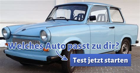 Welches Auto Passt Zu Mir Test by Welches Auto Passt Zu Mir