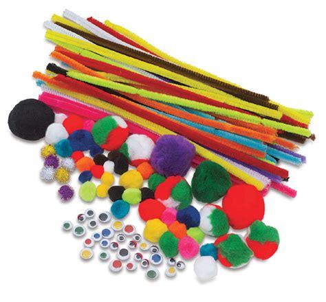 craft materials creativity craft pack blick materials