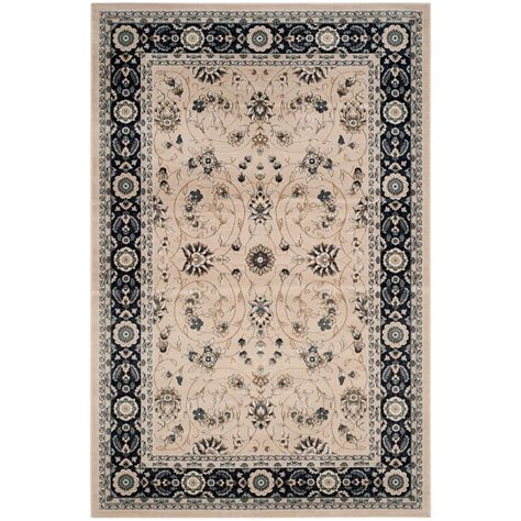 11 X 12 Area Rug Safavieh Lyndhurst Light Beige Anthracite 8 Ft 11 In X 12 Ft Area Rug Lnh340k 9 The Home Depot
