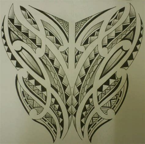 samoan tattoo drawings pictures to pin on pinterest