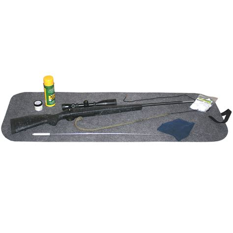 Rifle Cleaning Mat by 20 Quot W X 54 Quot L Gun Cleaning Mat
