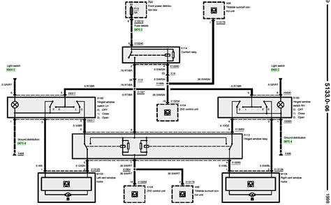 e36 door window wiring diagram 30 wiring diagram images