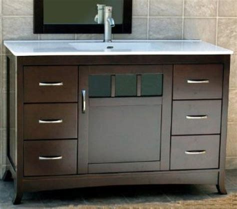 Wood Vanity Units by Solid Wood Vanity Units For Bathrooms Loccie Better