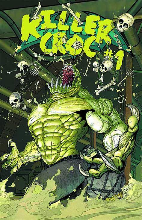 killer croc review ign batman and robin 23 4 killer croc review