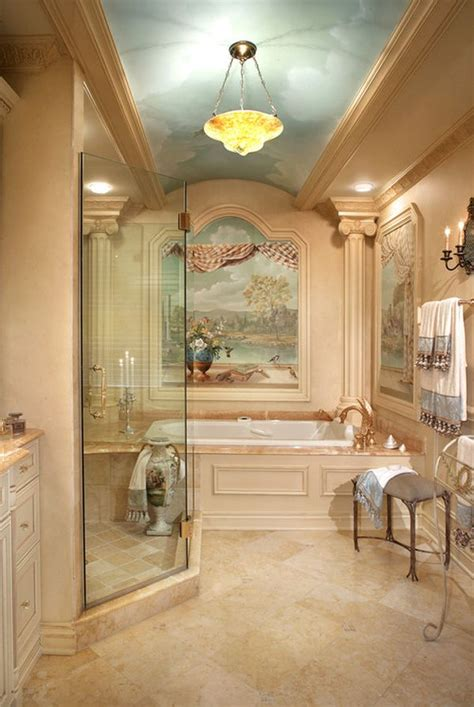 decorating  peach bathroom ideas inspiration
