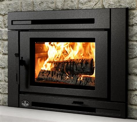 osburn matrix wood burning insert hearth stove and patio