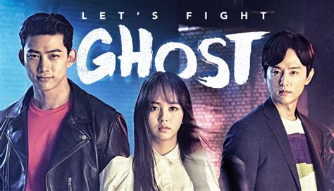 Drama Korea Lets Fight Ghost let s fight ghost 싸우자 귀신아 episodes free on dramafever