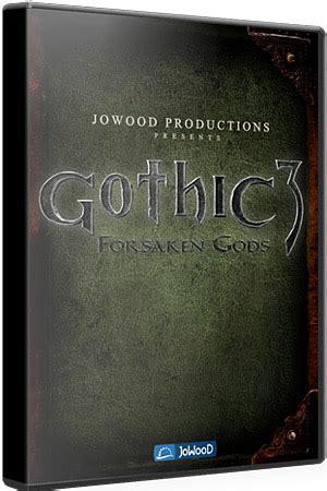 3 Forsaken Gods Enhanced Edition 2011 скачать iii forsaken gods готика 3 отвергнутые боги r скачать бесплатно без регистрации