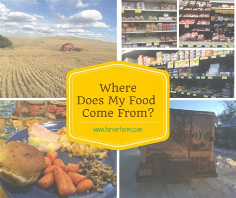 where does come from where does my food come from kanode farver farms
