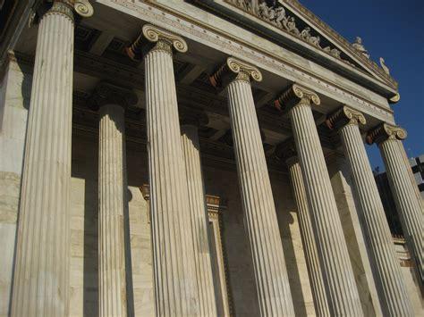 Grecian Columns Architectural Styles Guide Urbanistica In Italia