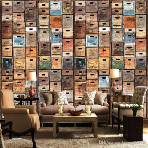 3d stereo custom bookcase bookshelf wallpaper mural