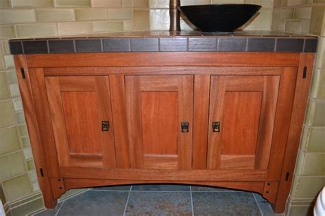 mission style bathroom vanities mission style bathroom vanity craftsman style bathroom cabinets craftsman bath
