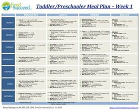 meal plans by condition feed to succeed