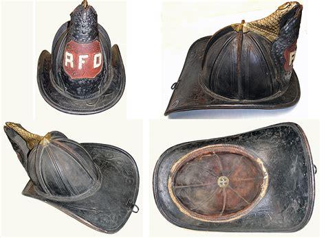 fire helmet design history fire men by gary r ryman top hats to tupperware fire