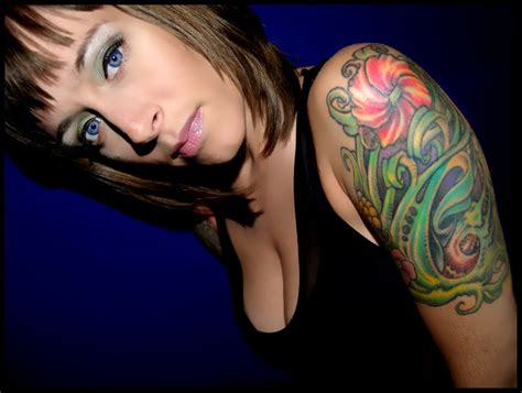 amazing half sleeve tattoos for women half sleeve