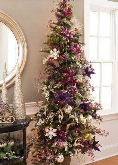 decrating a christmas tree with very thincurly ribbon decorating your home for the holidays mjn and associates interiors