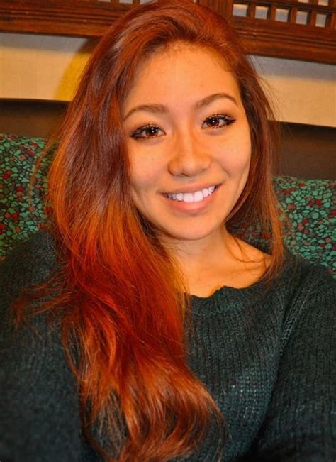 ginger hair color on latinos 9 natural redheads from different backgrounds and