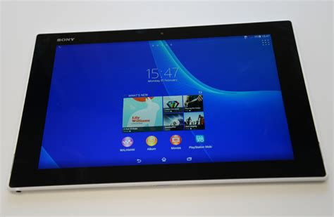 Tablet Sony Tahan Air harga sony xperia z4 tablet spesifikasi tablet premium tahan air dan debu apptekno