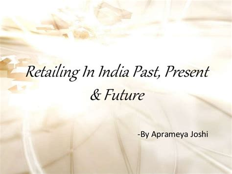 Past Present And Future Of Mathematics In India Essay by Retailing In India
