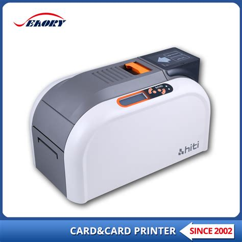 i card machine high quality hiti cs200e id card printing machine price