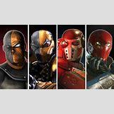 Red Hood Vs Deadshot | 1280 x 720 jpeg 142kB