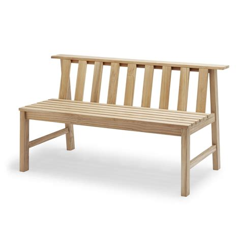 bench bank plank garden bench by skagerak connox