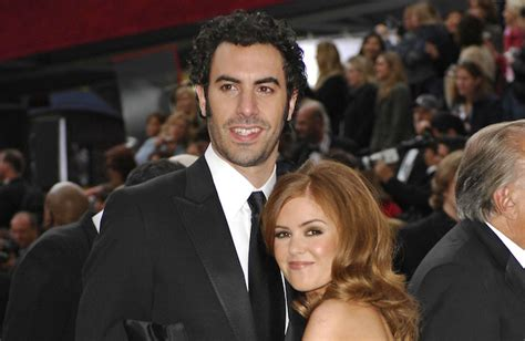 Baby Borat Confirmed by Sacha Baron Cohen And Isla Fisher Donate 1 Million