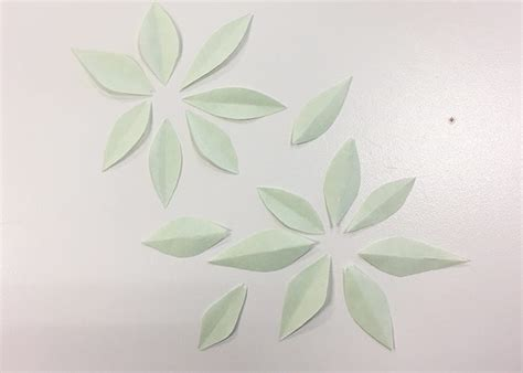 How To Make Lilies Out Of Paper - how to make paper origami easter lilies jam paper