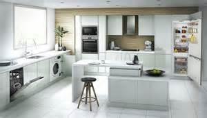 Modern Cupboards Five Benefits Of A Built In Kitchen Beko Uk