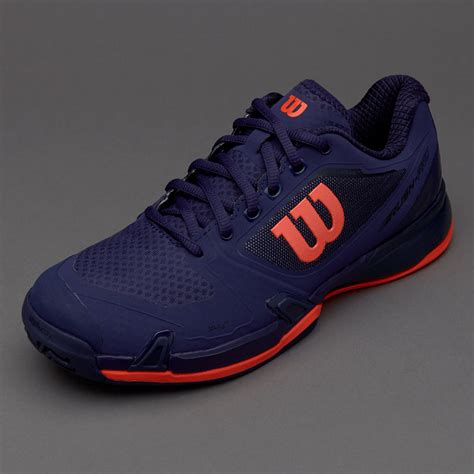 Sepatu Merk Wilson sepatu tenis wilson original pro 2 5 womens all court