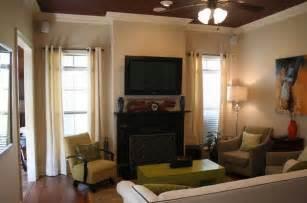 How to Secretly Arrange Furniture Around the TV