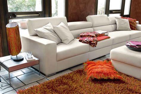 schienale divano i divani pi 249 nuovi e pi 249 comodi quelli con schienale ad