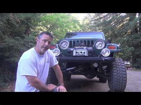 Wobble Jeep Wrangler Jk Planman Explains Common Source Of Wobble On Jeep Jk
