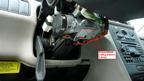 glt ignition tumbler  fix