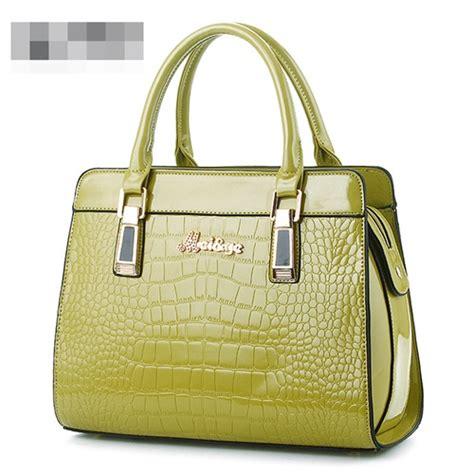 Tas Import 21807sn Green jual b9400 green tas selempang import cantik grosirimpor