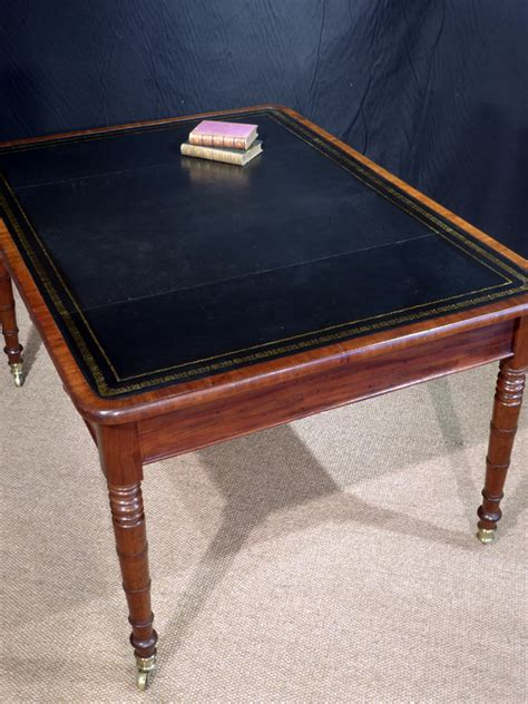 Antique Library Table Desk by Antique Library Table Mahogany Library Table Antique