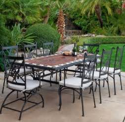 wrought iron patio furniture sets wrought iron patio furniture is the work of the has many