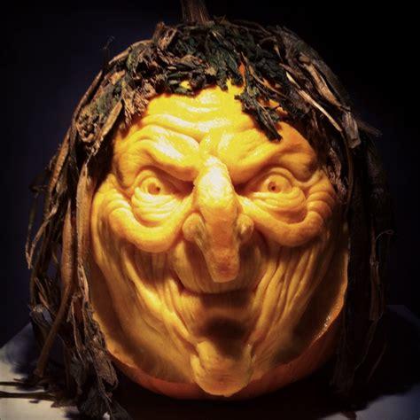 witch pumpkin witch pumpkin by alfredparedes on deviantart