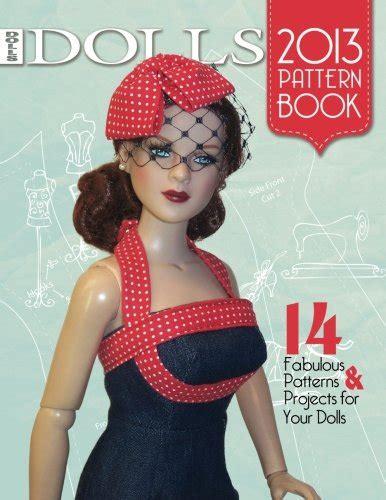 doll design book dolls 2013 pattern book price findsimilar com